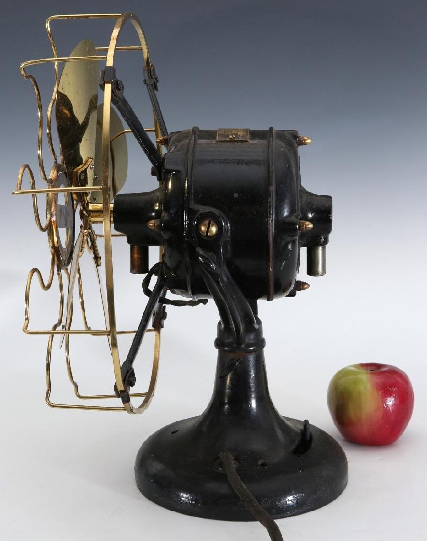 WESTERN ELECTRIC HAWTHORN VICTOR FAN, CIRCA 1906 - 5