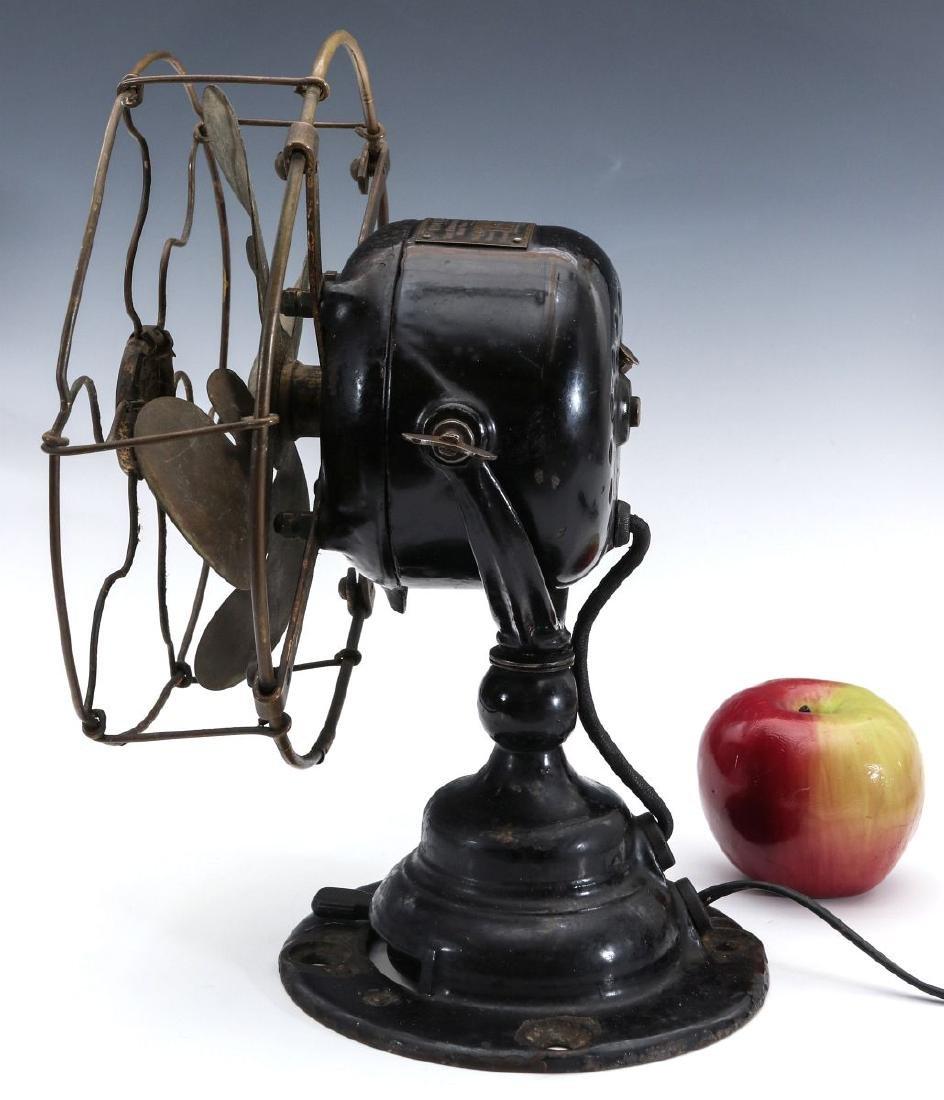 AN EMERSON 8-INCH STEP BASE YOKE FAN, CIRCA 1912 - 5