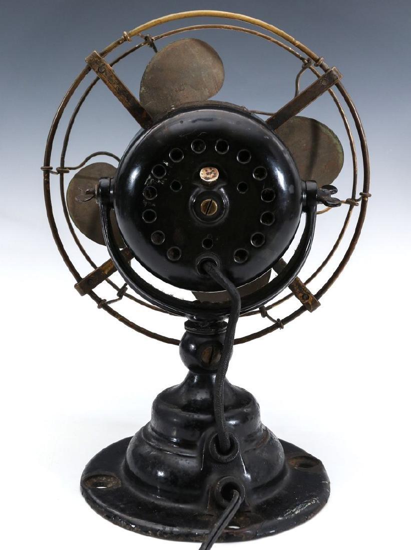 AN EMERSON 8-INCH STEP BASE YOKE FAN, CIRCA 1912 - 6