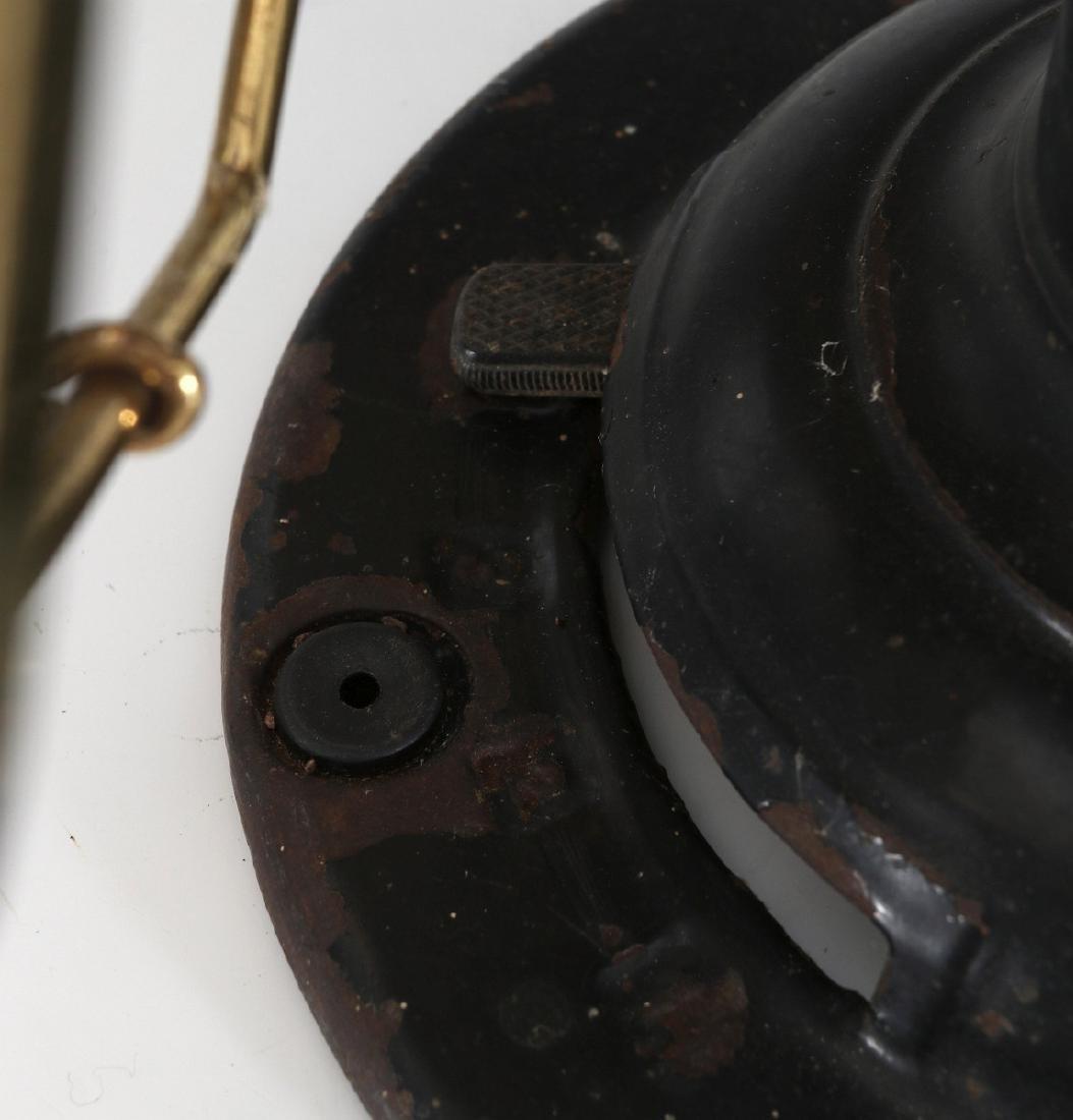 AN EMERSON ELECTRIC TABLE FAN WITH YOKE CIRCA 1914 - 7