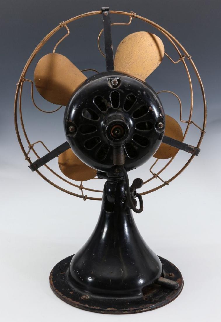 A PEERLESS FRONT-END OSCILLATING FAN CIRCA 1914 - 9