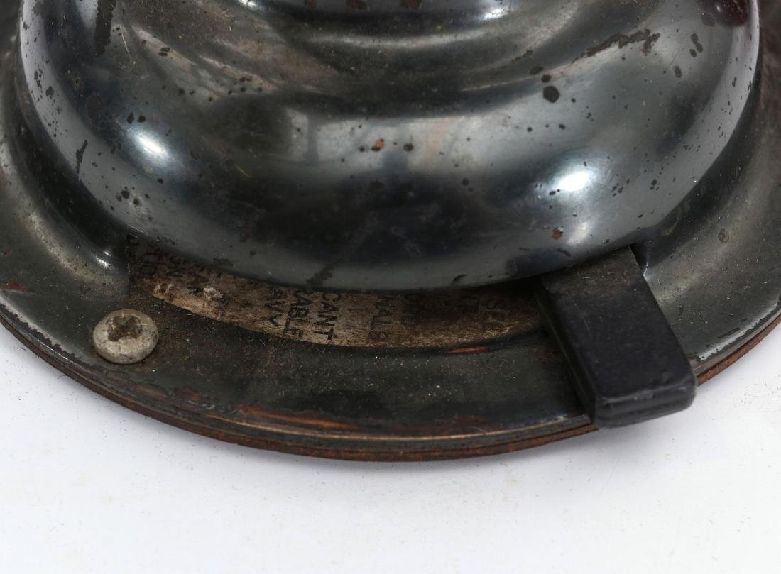 A WESTERN ELECTRIC HAWTHORN ALL-BRASS FAN, C. 1904 - 7