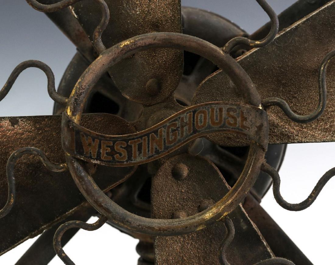 A WESTINGHOUSE VANE OSCILLATOR FAN AS FOUND - 4