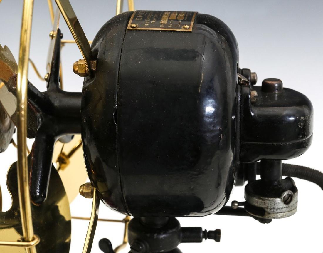 AN EMERSON 9-INCH STEP BASE ELECTRIC FAN C. 1917 - 8