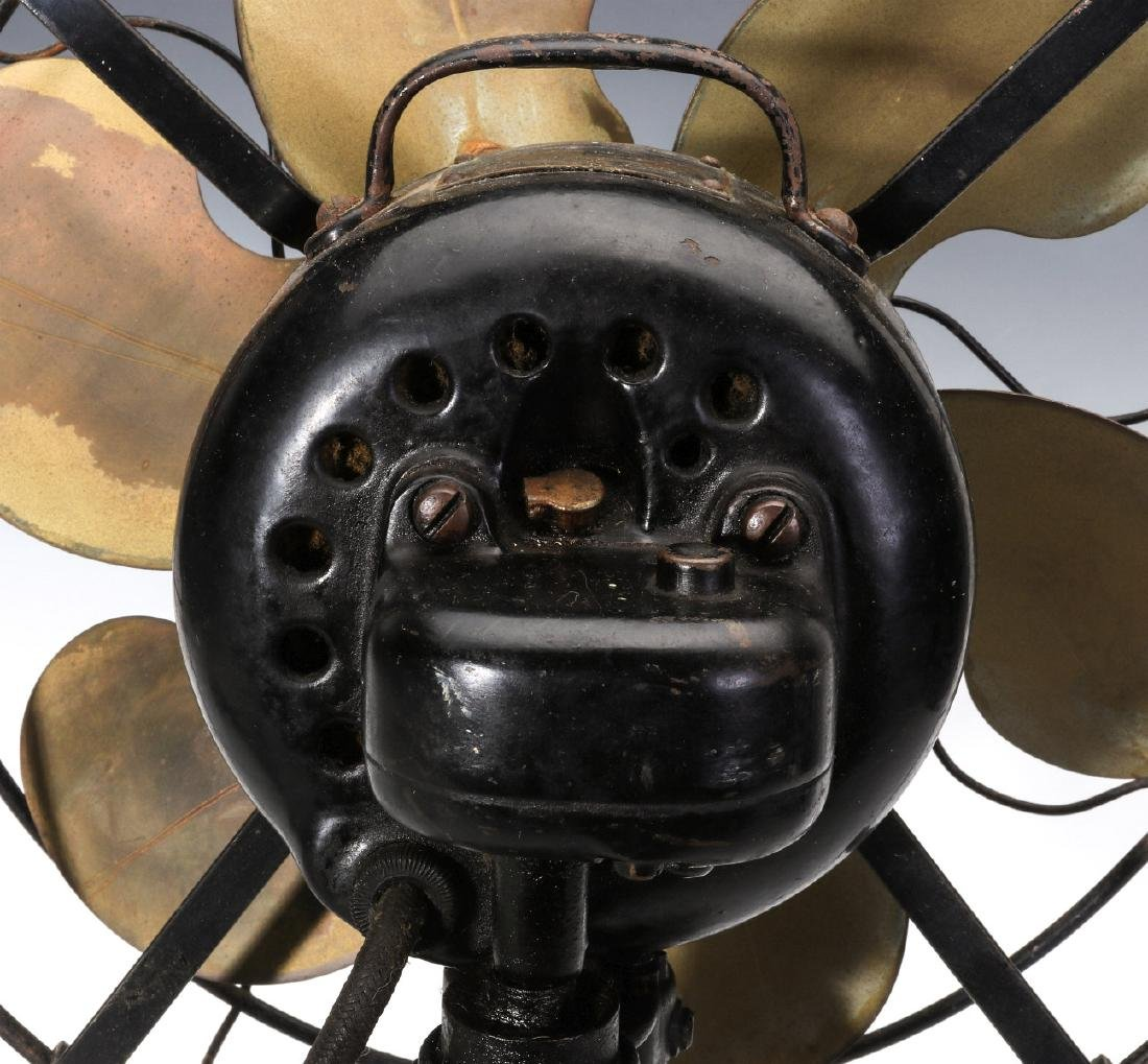 AN EMERSON FAN WITH SIX PARKER BLADES, CIRCA 1923 - 10