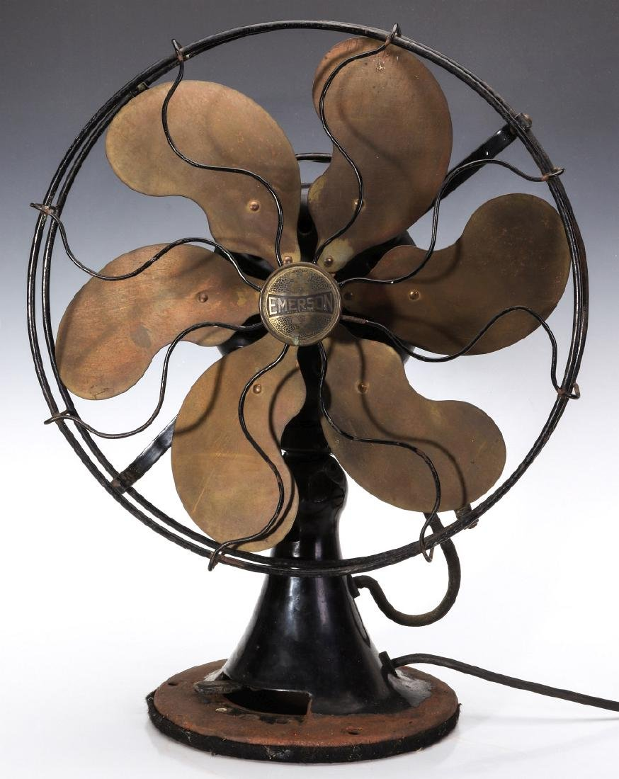 AN EMERSON FAN WITH SIX PARKER BLADES, CIRCA 1923