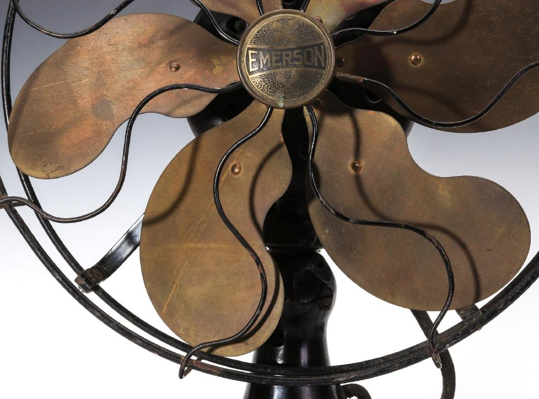 AN EMERSON FAN WITH SIX PARKER BLADES, CIRCA 1923 - 3