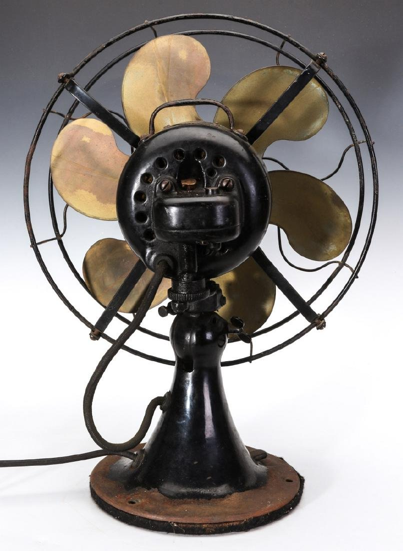AN EMERSON FAN WITH SIX PARKER BLADES, CIRCA 1923 - 9