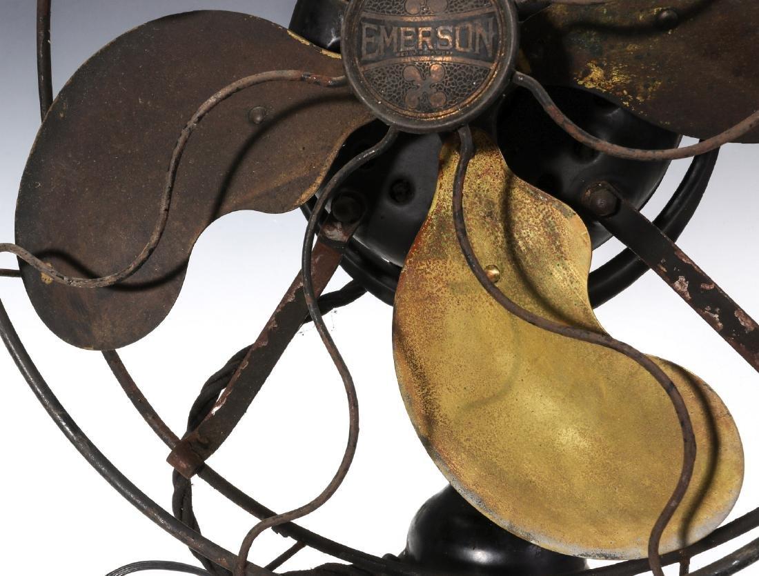 EMERSON TYPE 19646 STEP BASE FAN W/ MOTOR IN YOKE - 3