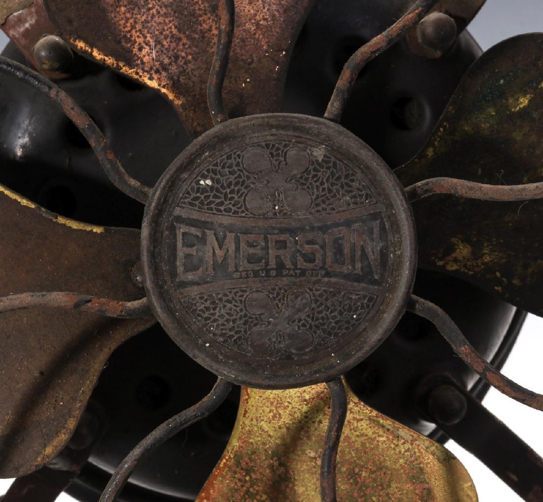 EMERSON TYPE 19646 STEP BASE FAN W/ MOTOR IN YOKE - 4