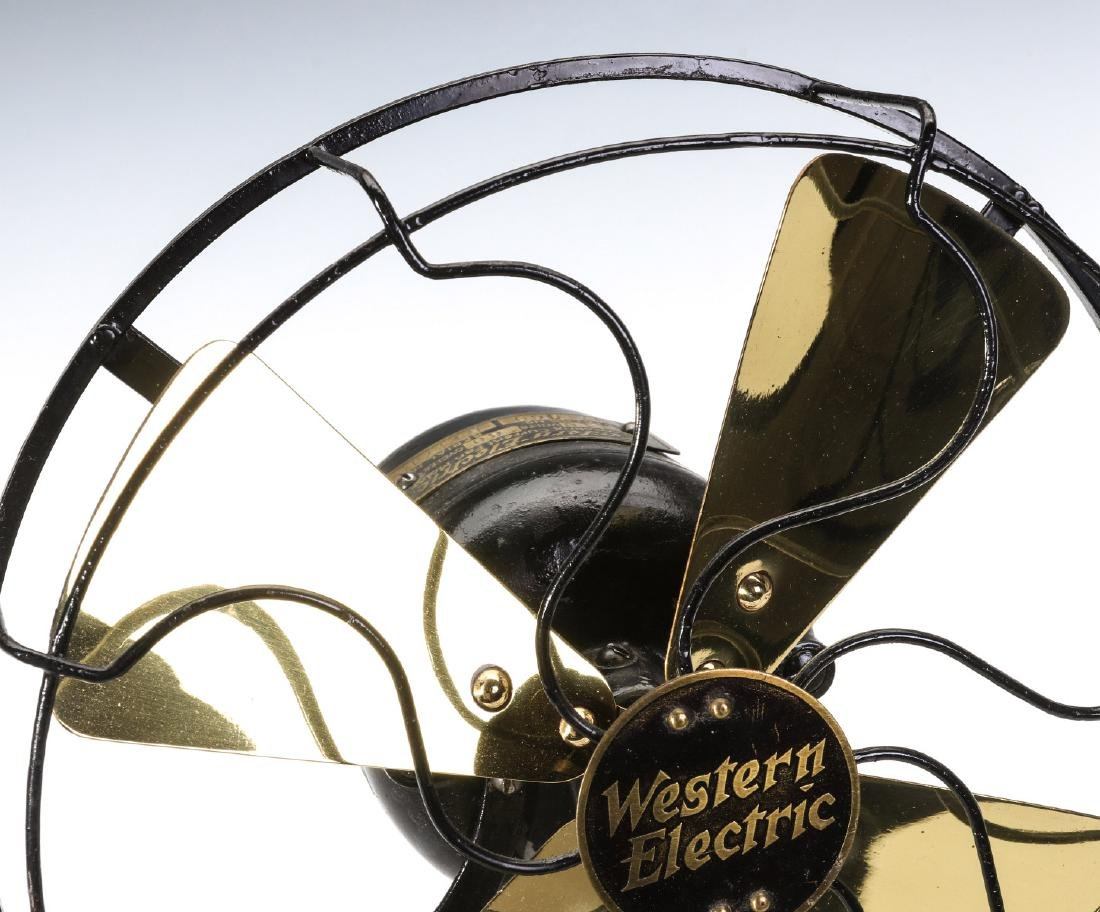 A CLEAN AND NICE WESTERN ELECTRIC FAN NO. 371069 - 2