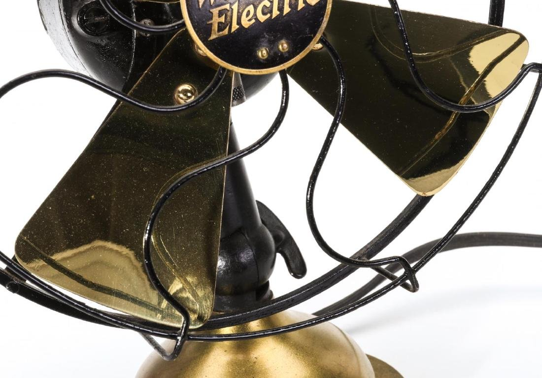 A CLEAN AND NICE WESTERN ELECTRIC FAN NO. 371069 - 3