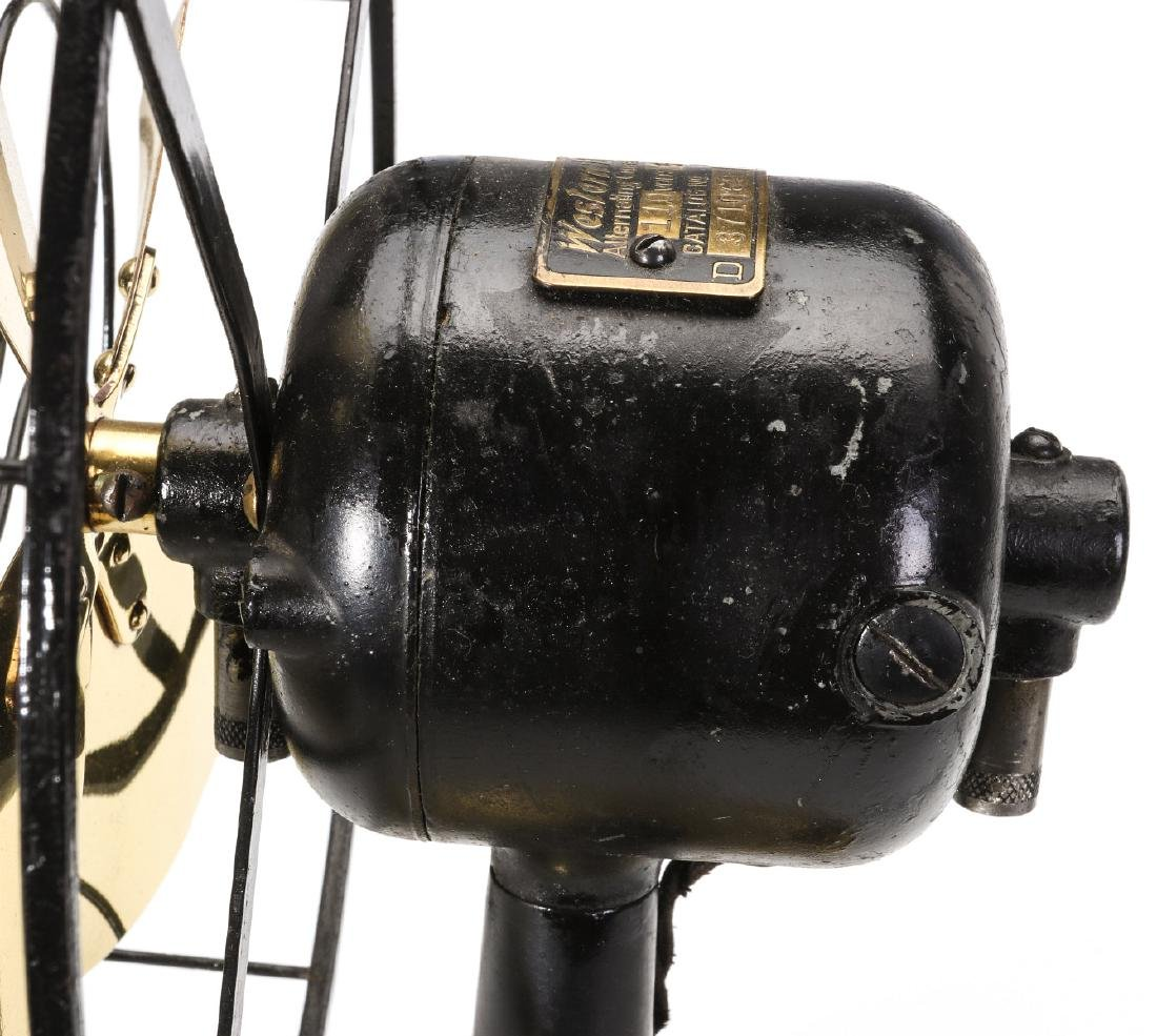 A CLEAN AND NICE WESTERN ELECTRIC FAN NO. 371069 - 6