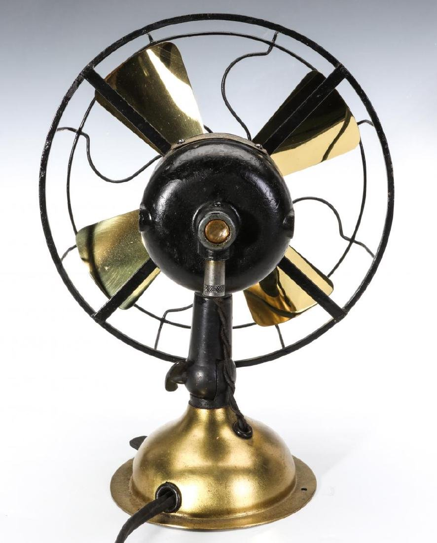 A CLEAN AND NICE WESTERN ELECTRIC FAN NO. 371069 - 9