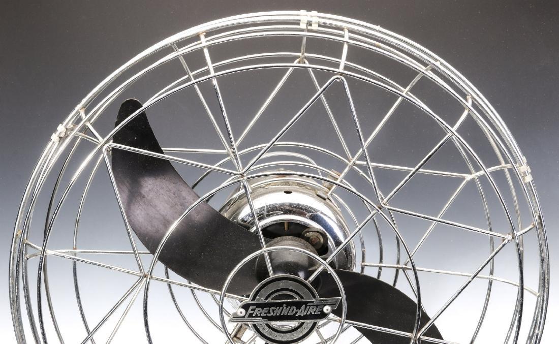 A FRESH'ND-AIRE CIRCULATOR MODEL 17 ELECTRIC FAN - 2