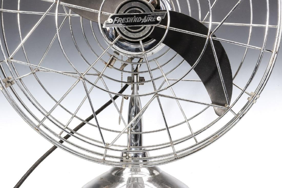 A FRESH'ND-AIRE CIRCULATOR MODEL 17 ELECTRIC FAN - 3