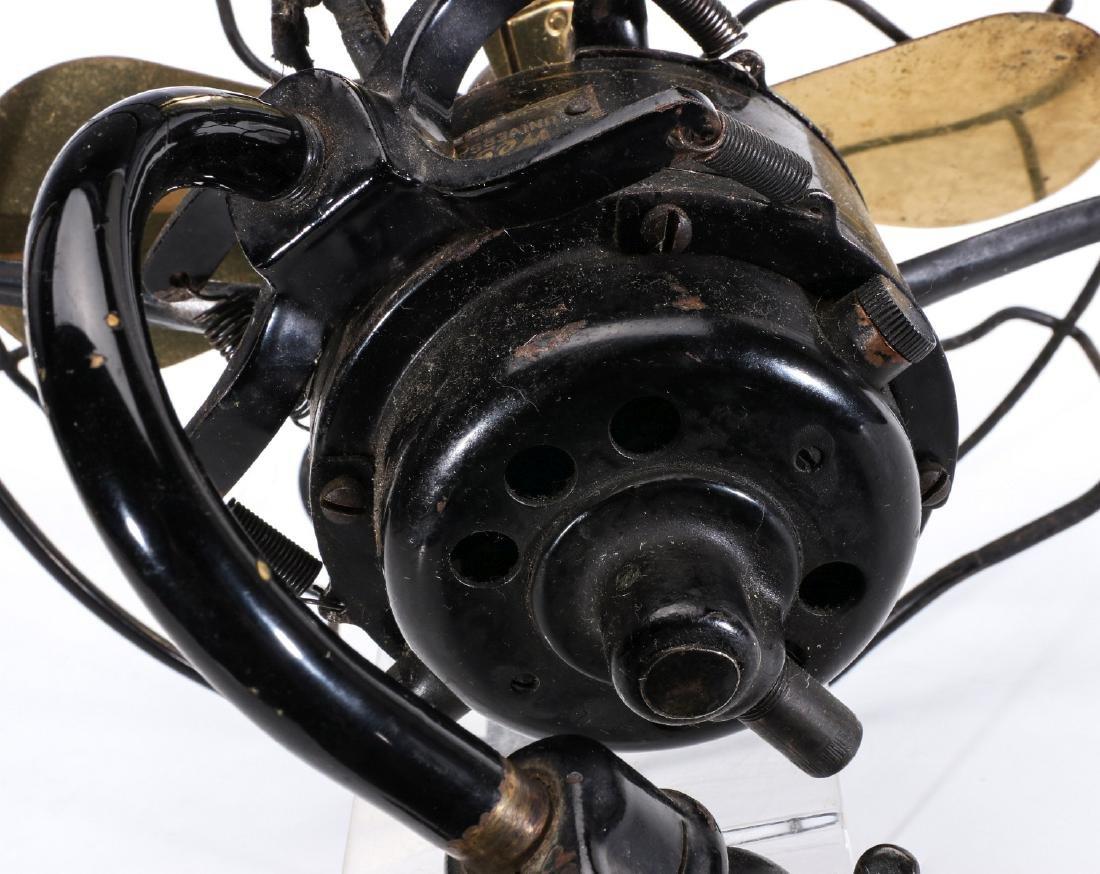 AN UNUSUAL WESTERN ELECTRIC WALL MOUNT FAN C. 1920 - 9