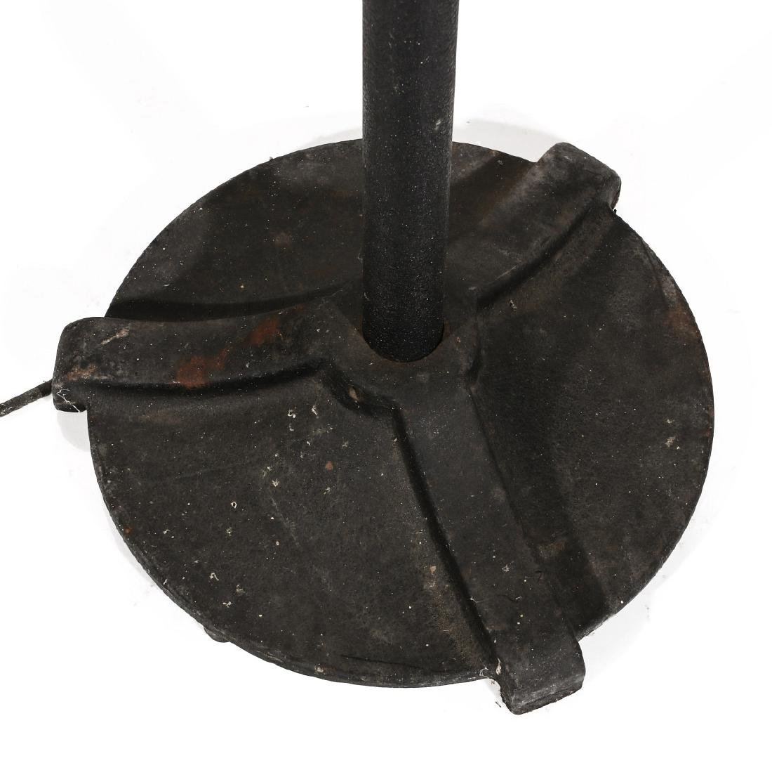 A ROBBINS & MYERS FLOOR STANDING FAN CIRCA 1930s - 6