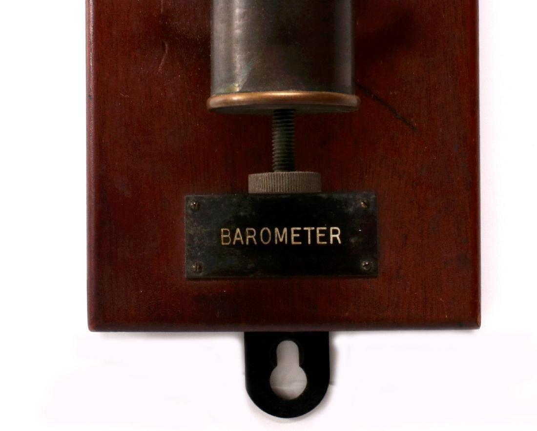 A PRECISION THERMO & INST. CO. STICK BAROMETER - 5