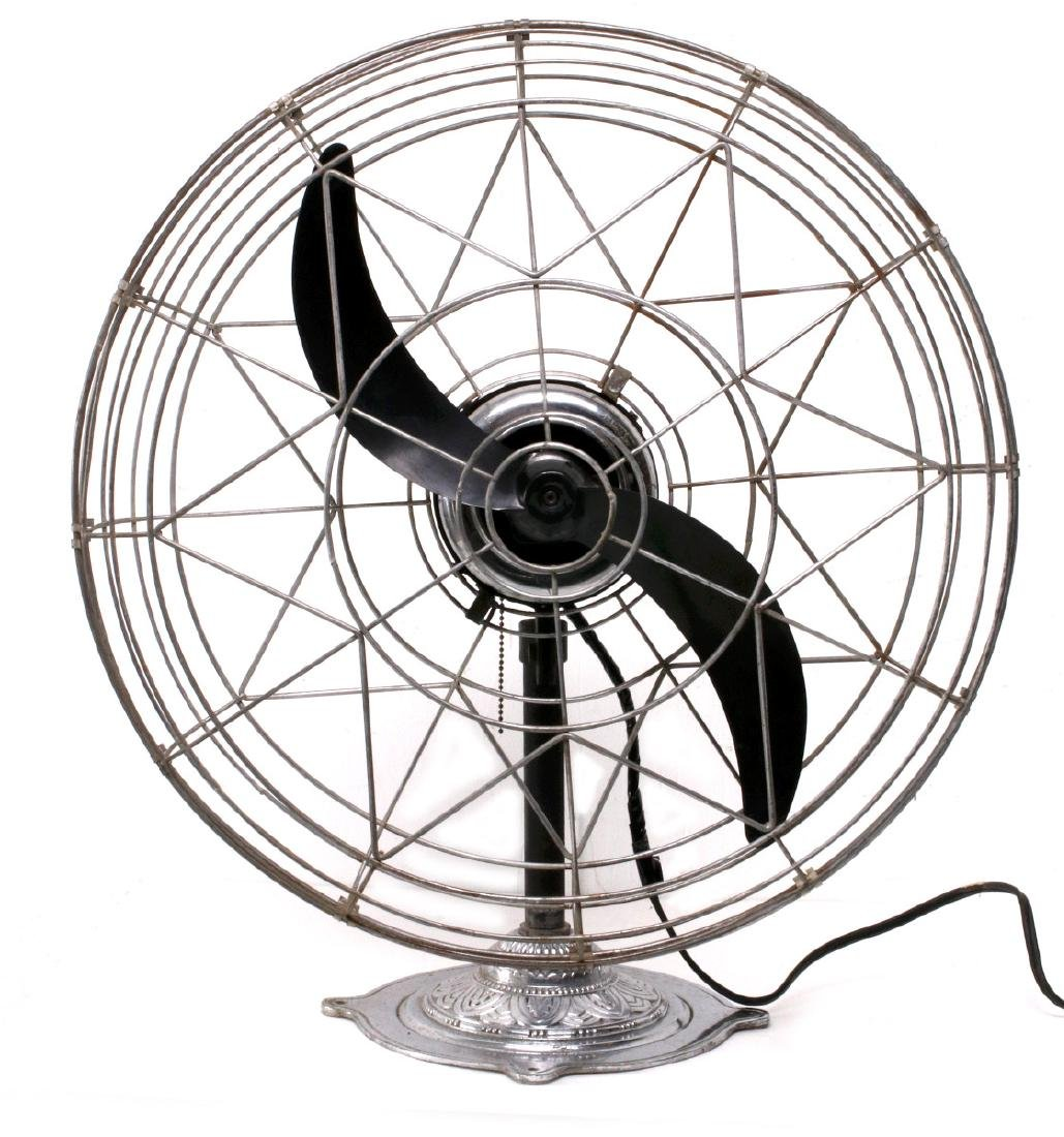 A FRESH'NDAIRE 'SPECIAL' COMMERCIAL FAN CIRCA 1950