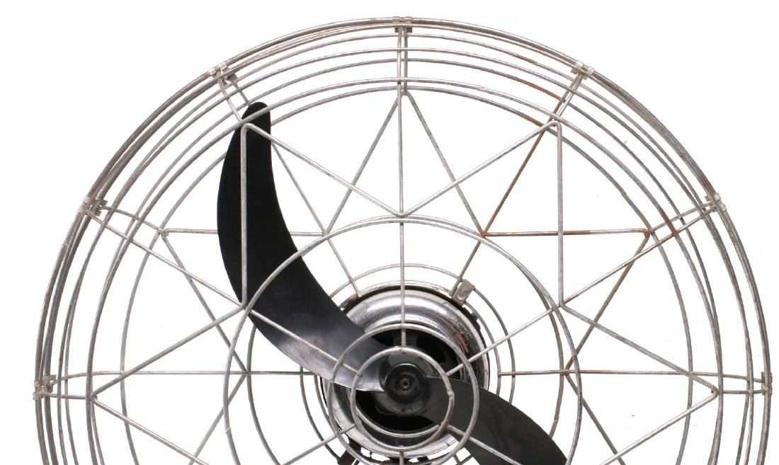A FRESH'NDAIRE 'SPECIAL' COMMERCIAL FAN CIRCA 1950 - 2