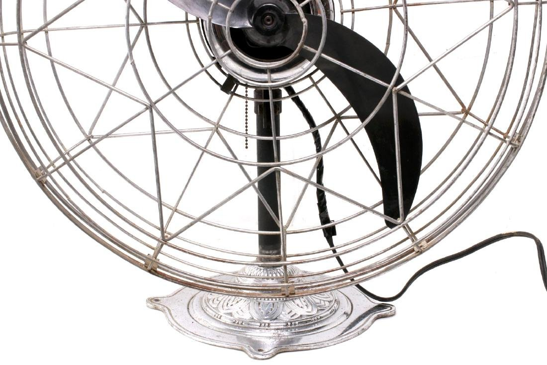A FRESH'NDAIRE 'SPECIAL' COMMERCIAL FAN CIRCA 1950 - 3