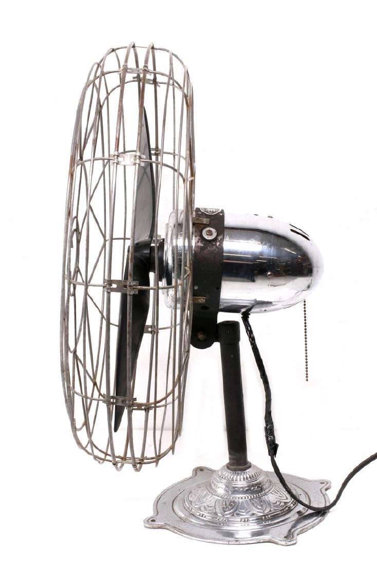 A FRESH'NDAIRE 'SPECIAL' COMMERCIAL FAN CIRCA 1950 - 5