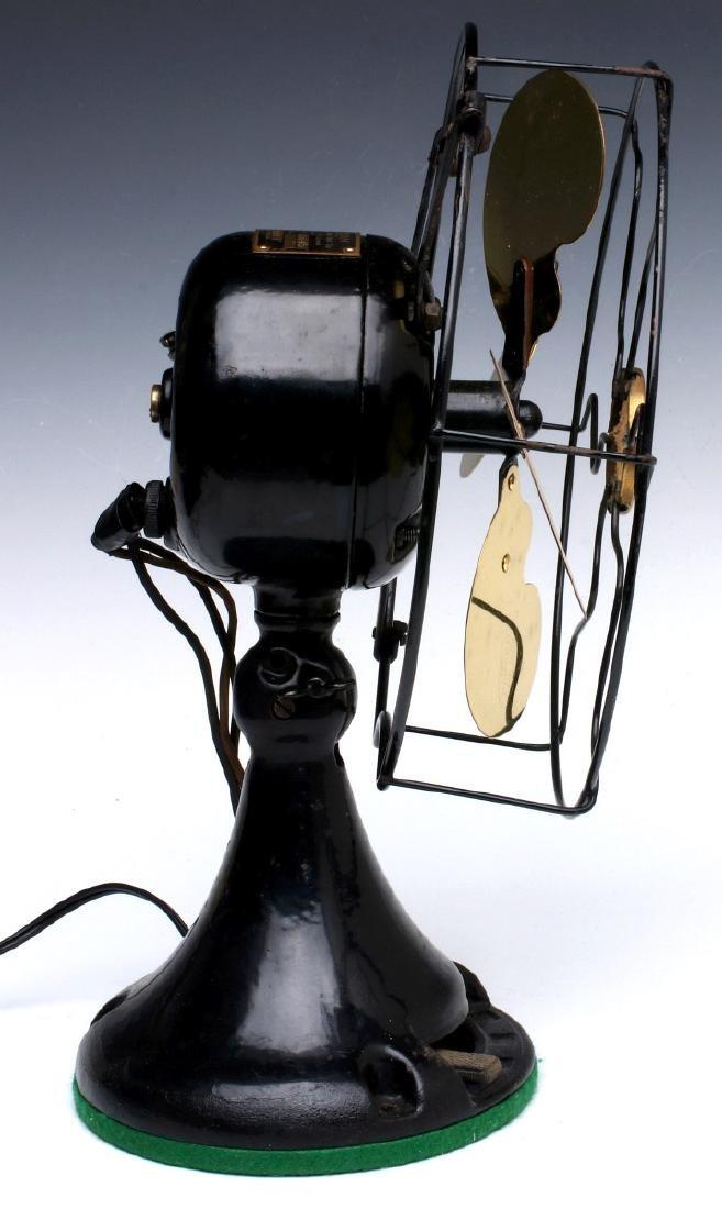 A SUPER CLEAN EMERSON ELECTRIC FAN CIRCA 1920 - 5