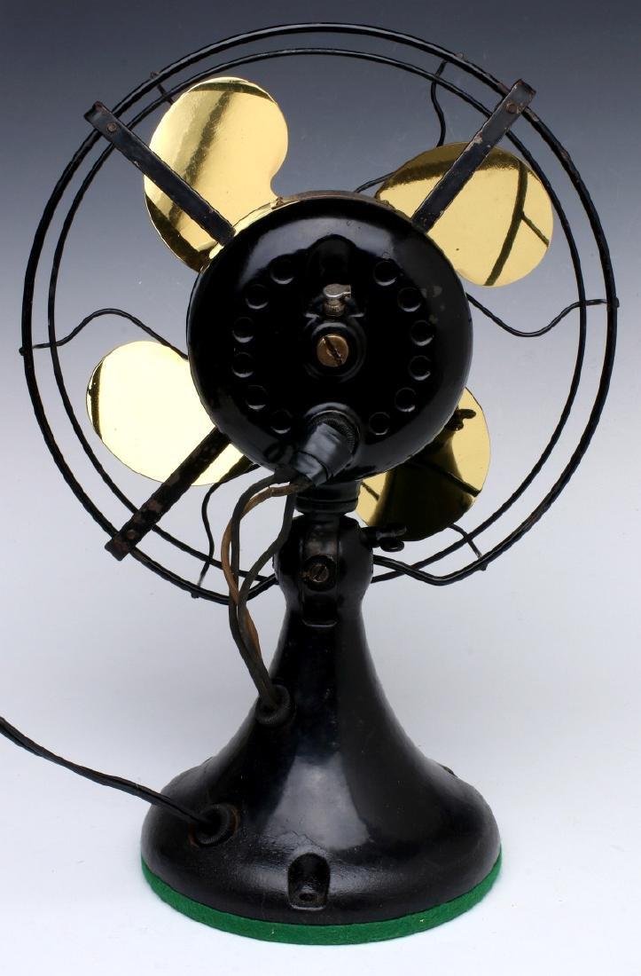 A SUPER CLEAN EMERSON ELECTRIC FAN CIRCA 1920 - 6