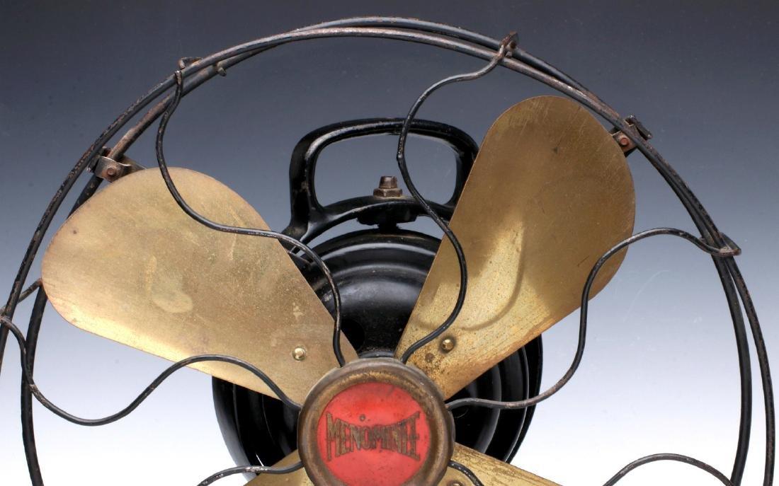 A MENOMINEE PANCAKE MOTOR FAN, CIRCA 1922 - 3