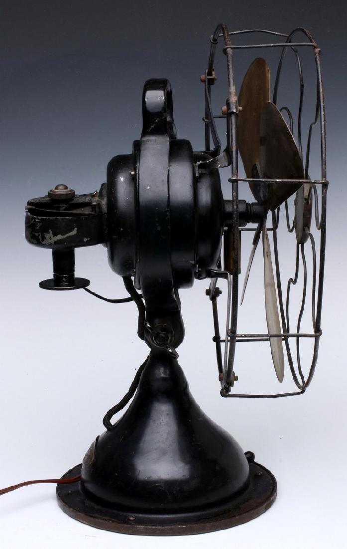 A MENOMINEE PANCAKE MOTOR FAN, CIRCA 1922 - 8