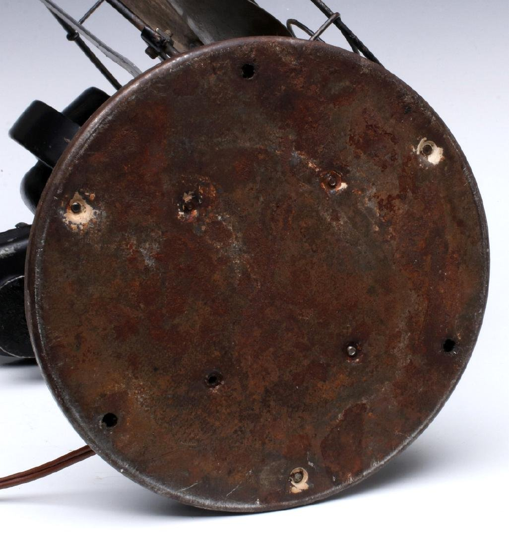 A MENOMINEE PANCAKE MOTOR FAN, CIRCA 1922 - 9
