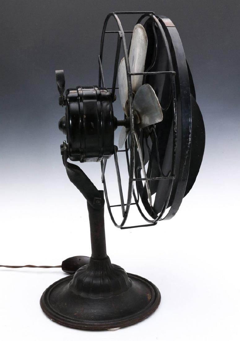 A VICTOR PRODUCTS 'ZEPHYR' BREEZE SPREADER FAN - 10