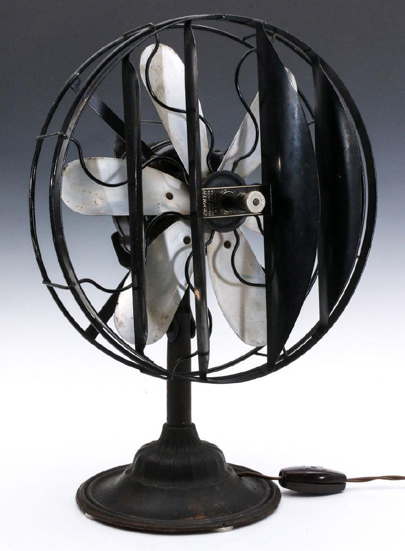 A VICTOR PRODUCTS 'ZEPHYR' BREEZE SPREADER FAN