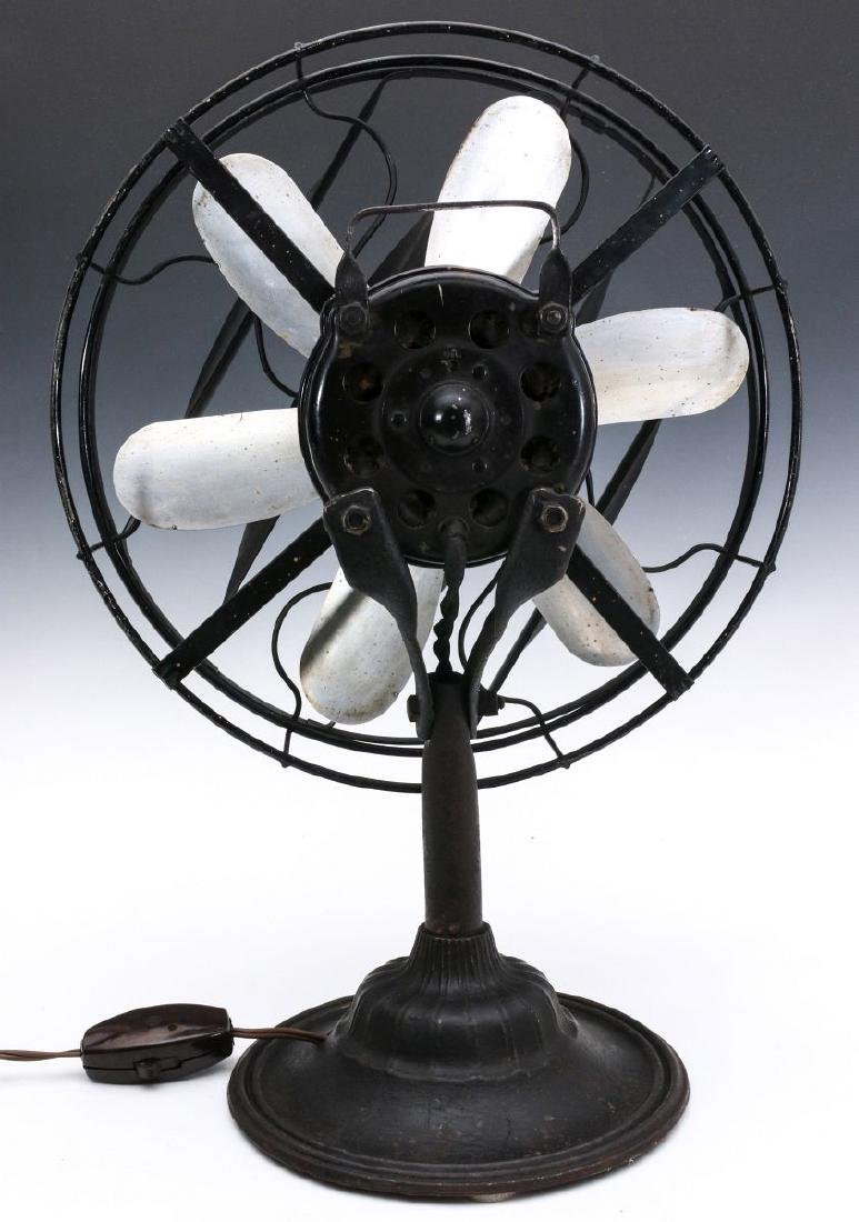 A VICTOR PRODUCTS 'ZEPHYR' BREEZE SPREADER FAN - 8