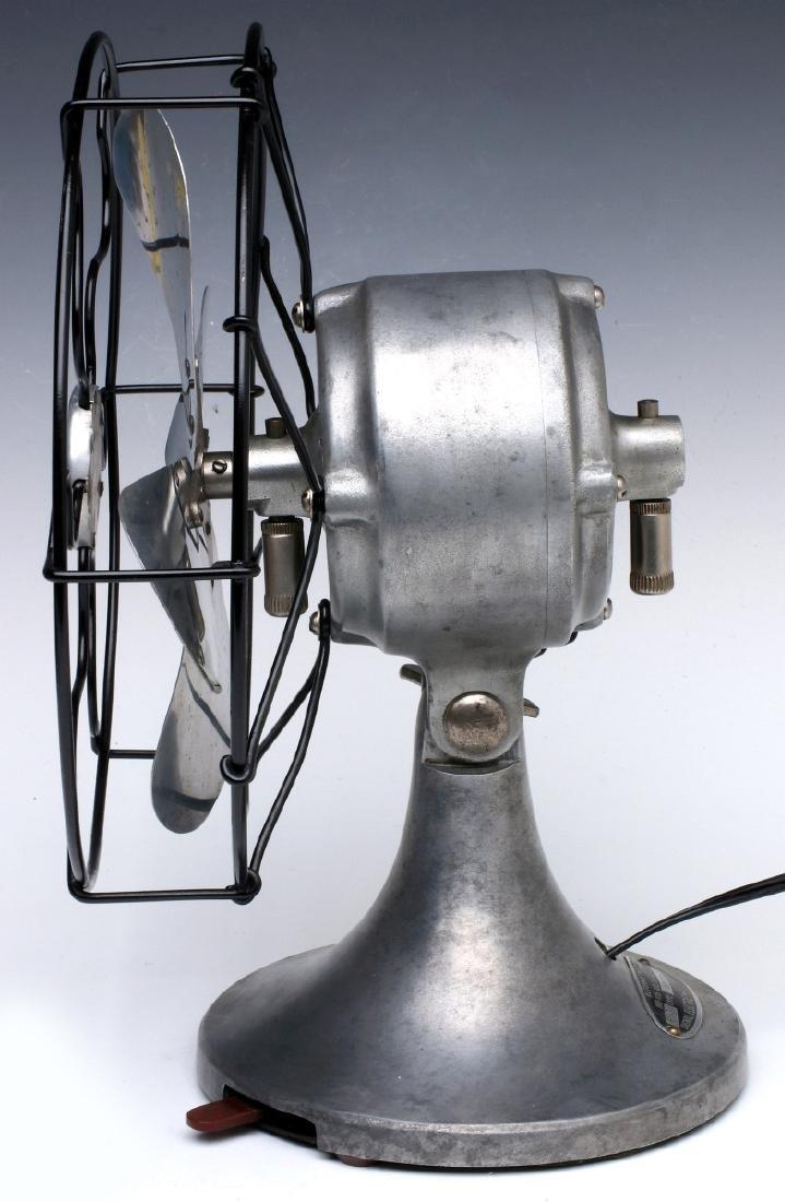 A SIGNAL COOL-SPOT ALUMINUM ELECTRIC FAN C. 1930s - 10