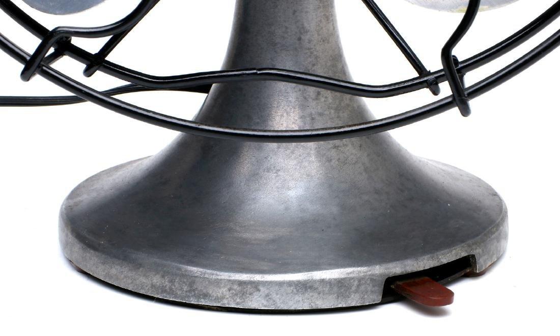 A SIGNAL COOL-SPOT ALUMINUM ELECTRIC FAN C. 1930s - 6