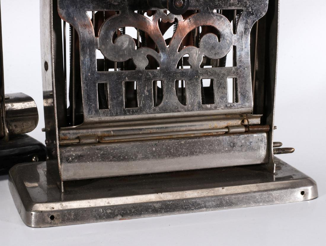 TWO MANNING BOWMAN ELECTRIC TOASTERS WITH RACKS - 3