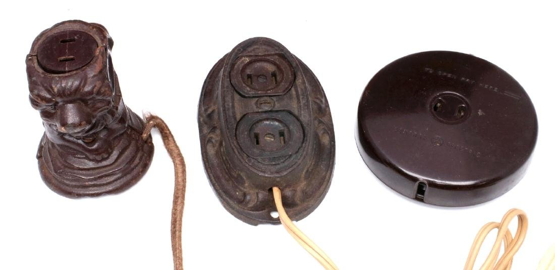 A LARGE LOT OF EARLY ELECTRICAL TECHNOLOGY ITEMS - 2
