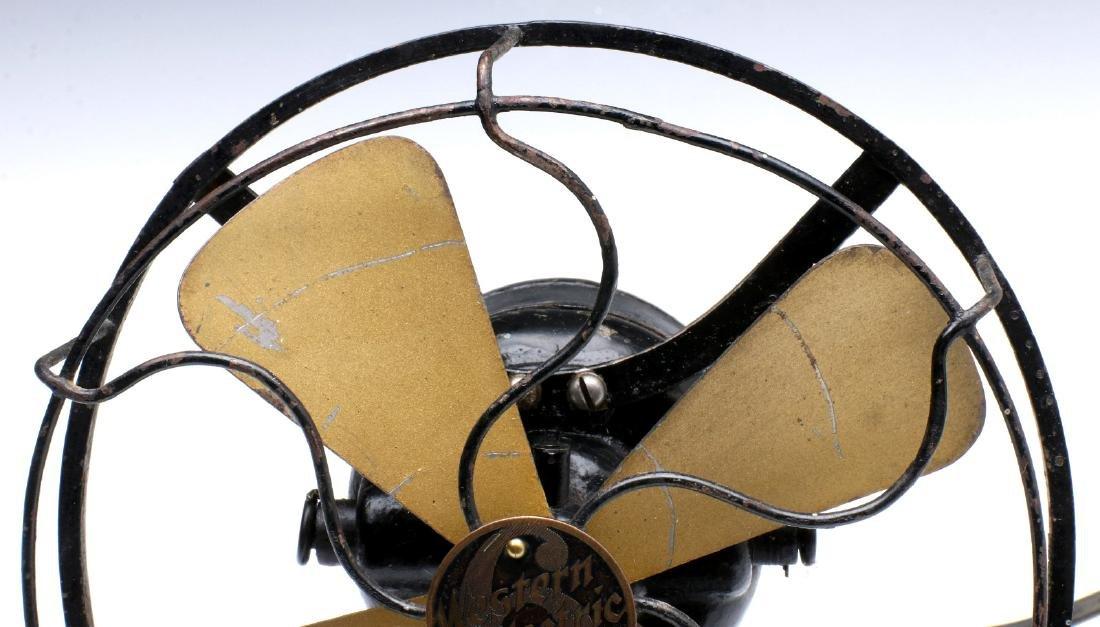 A WESTERN ELECTRIC 6-INCH FAN - 3