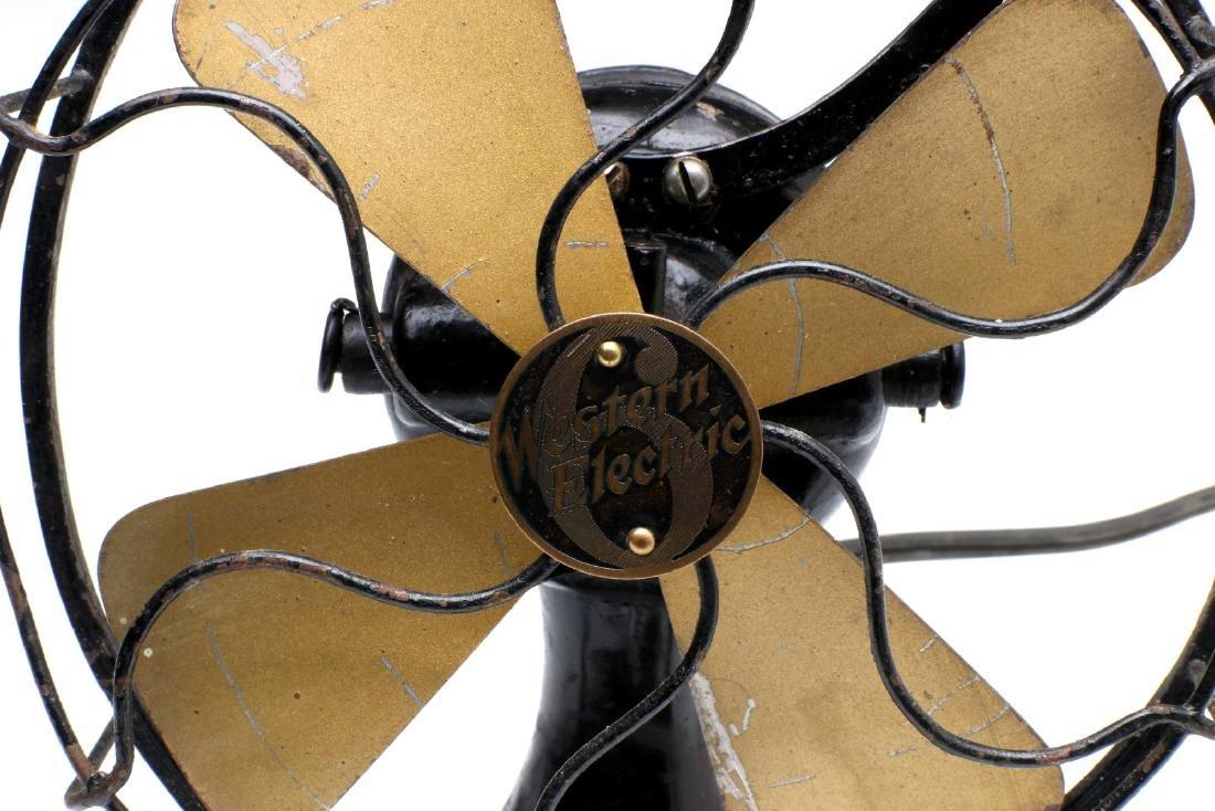 A WESTERN ELECTRIC 6-INCH FAN - 5