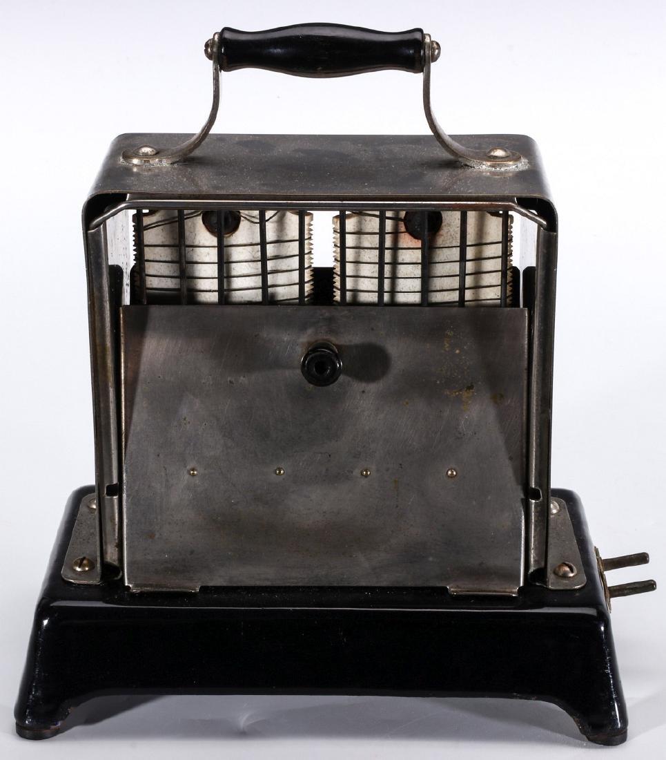 A SIMPLEX T-211 VAR 1 ELECTRIC TOASTER, CIRCA 1909 - 2