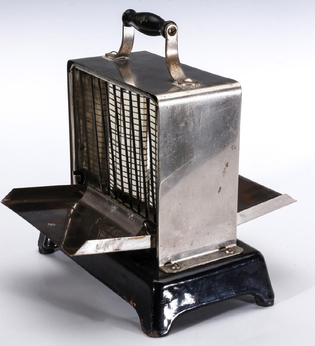 A SIMPLEX T-211 VAR 1 ELECTRIC TOASTER, CIRCA 1909 - 6