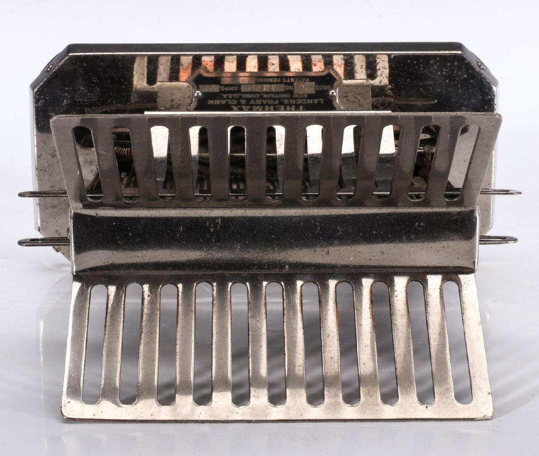 A THERMAX E-1942 ELECTRIC TOASTER, CIRCA 1913 - 10