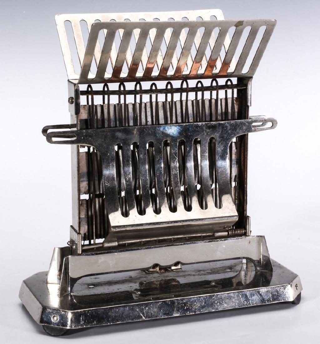A THERMAX E-1942 ELECTRIC TOASTER, CIRCA 1913