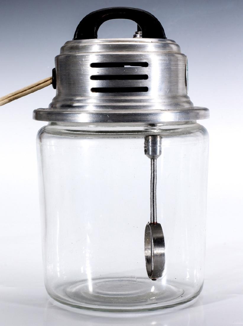 A CHROM-EVER ART DECO INFLUENCE ELECTRIC MIXER - 5