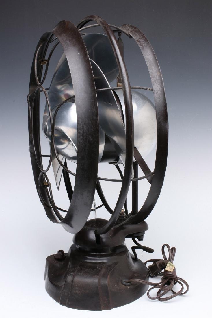 AN EMERSON 'SILVER SWAN' FAN CIRCA 1934 - 6