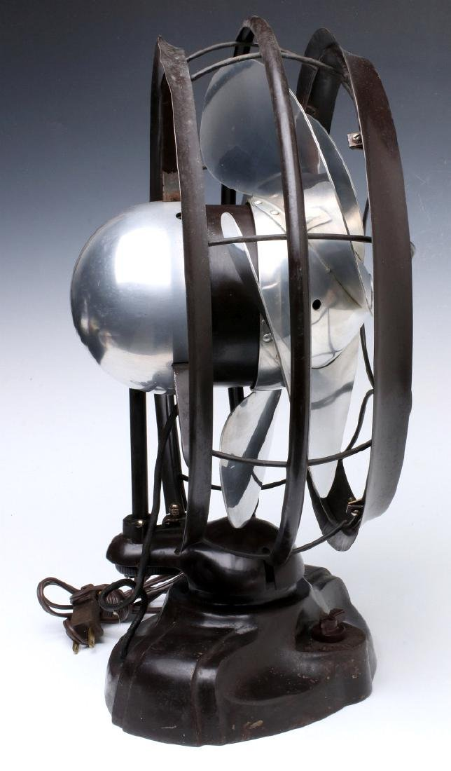 AN EMERSON 'SILVER SWAN' FAN CIRCA 1934 - 8