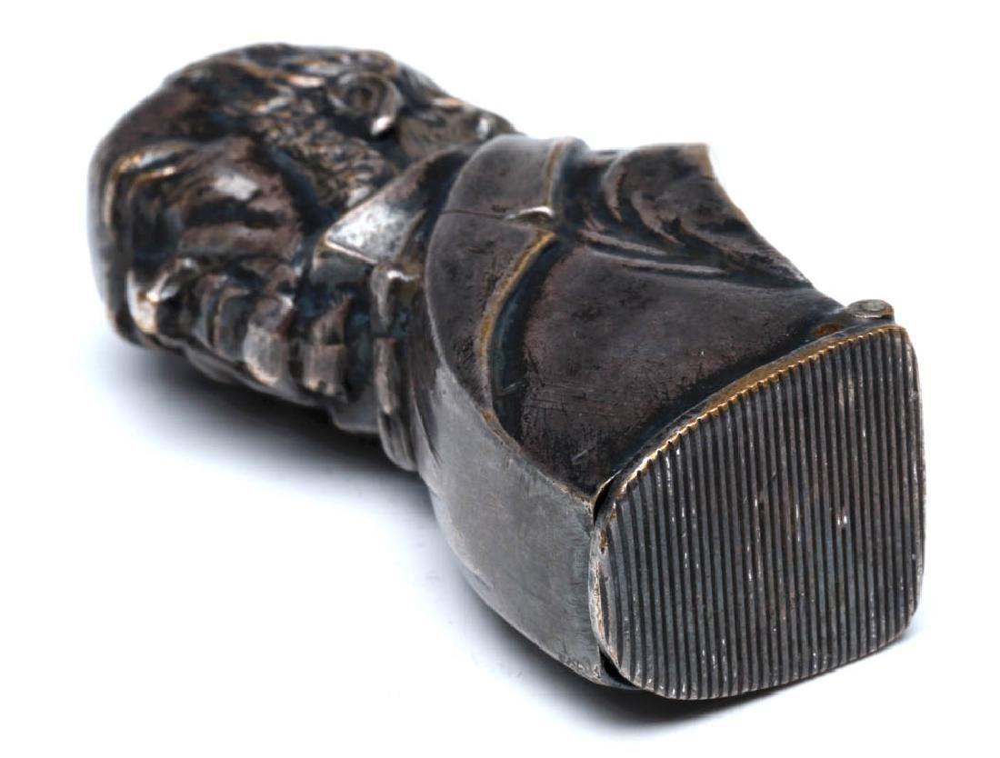 CIRCA 1880s WILLIAM GLADSTONE MATCH SAFE - 6