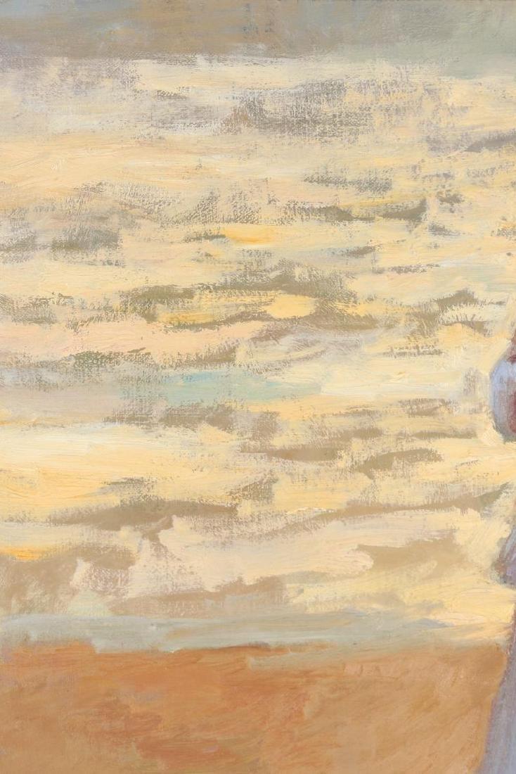 DAN McCAW (BORN 1942) OIL ON CANVAS - 3